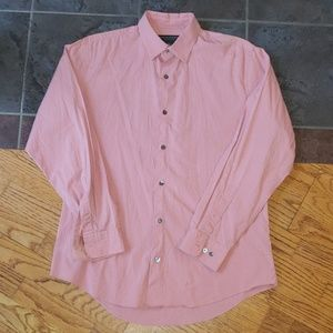 Banana Republic Large Shirt Salmon Pink